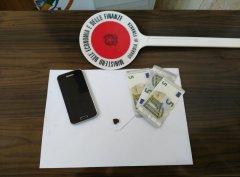 Arresto Guardia di Finanza Benevento