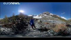 Alpi italiane, il ghiaccio si ritira di 30 metri ogni anno