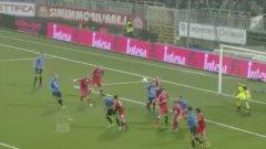 Novara 1-0 Bari, Giornata 11 Serie B ConTe.it 2016/17