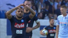Highlights Serie A. SPAL 2-3 Napoli