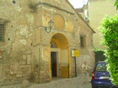 Benevento, chiesa del Santissimo Salvatore
