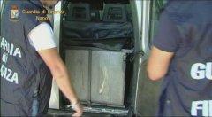 Napoli. La Guardia di Finanza scopre traffico di gasolio di contrabbando