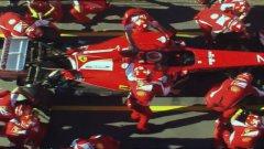 Ferrari show, i momenti piu' belli del Mugello