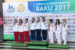 Campionati Europei di Tiro a segno a Baku,