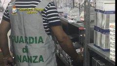 Guardia di Finanza di Salerno, sequestro articoli non sicuri