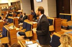 Gianpiero Zinzi, presidente della Commissione Terra dei Fuochi, bonifiche, ecomafie