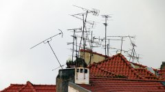 Antenne tetti