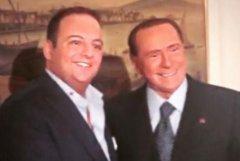 Ciccopiedi e Berlusconi
