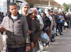 Accoglienza migranti (foto di archivio)