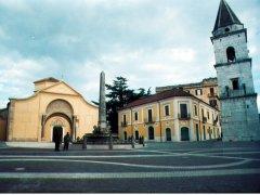 Benevento - Piazza Santa Sofia