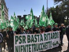Protesta Cia a Napoli