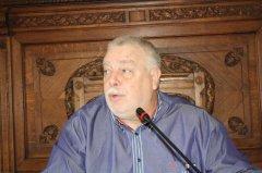 Claudio Ricci, presidente della Provincia di Benevento