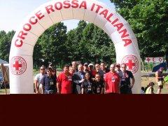 la Croce Rossa di Benevento