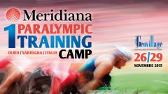 Meridiana Paralympic Training Camp