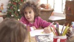 Il Natale visto con gli occhi dei bambini: è famiglia