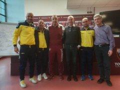 ASD Sporting San Giovanni di San Giorgio del Sannio e Toro Club Benevento Pedro Mariani
