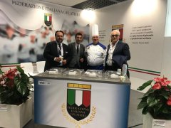 Vinitaly 2019 - Carmine Valentino ed Erasmo Mortaruolo