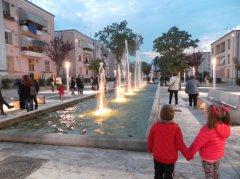 Benevento. Inaugurazione Spina Verde
