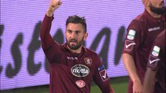Serie B. Virtus Entella 0-1 Salernitana