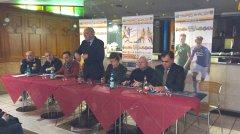 Presentata la terza edizione del Calendario Trofeo Shalom