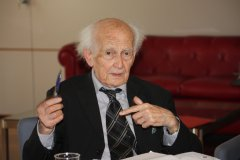 Zygmunt Bauman all'Unisannio