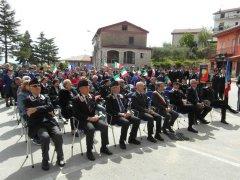 Inaugurazione Associazione Carabinieri a Campoli