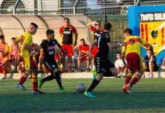 Napoli - Benevento Trofeo Shalom