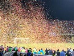 Benevento in Serie A: il tripudio dello Stadio Ciro Vigorito