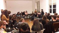 Studenti assemblea