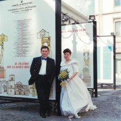 Angelo Mignone e Rosa Impronta