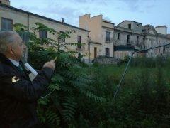Michele Benvenuto, presidente Archeoclub di Benevento