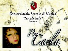 Concerto in ricordo di Carla Bizzarro