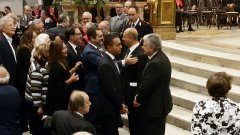 Luigi Di Maio a Napoli nel primo evento pubblico da candidato premier