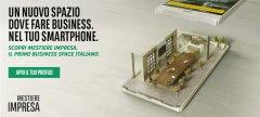 Mestiere Impresa, il primo business space virtuale italiano
