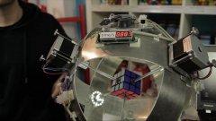 Cubo di Rubik, un robot lo risolve in meno di un secondo: nuovo record mondiale