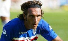 Fabio Bazzani, ex attaccante Sampdoria