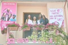 Balconi in rosa