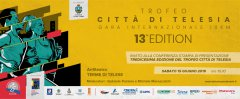 13ma edizione del Trofeo Citta' di Telesia