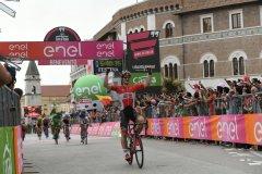 Andre' Greipel, vincitore Benevento