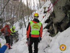 Ritrovati sciatori dispersi. Corpo Nazionale Soccorso Alpino e Speleologico (CNSAS)