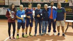 Torneo tennistico Memorial Aurora Marino