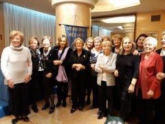 Festa degli Auguri 2018 del Rotary Inner Wheel di Benevento