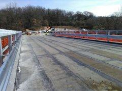 Ponte Tammarecchia - ultimati i lavori