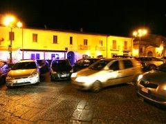 Benevento - Piazza Piano di Corte