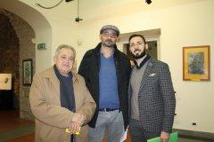 da sx: Mario de Nicolais, Maurizio Caso Panza e Roberto Scalingi