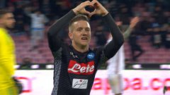 Napoli 2-1 Milan, Giornata 13 Serie A TIM 2017/18