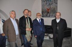 Museo Arcos. Inaugurazione della mostra personale di Alfred Mirashi - A Key for Humanity
