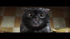 Mog, il gatto pasticcione che augura Buon Natale