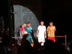 Presentazione maglie Benevento Calcio