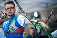 Rio 2016. David Pasqualucci - Tiro con l'arco